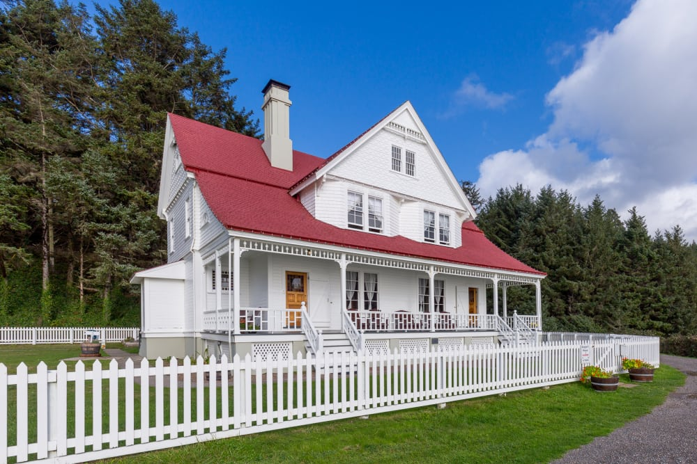Heceta Lighthouse Interpretive Center at the Keepers' Home extends its Tour Season