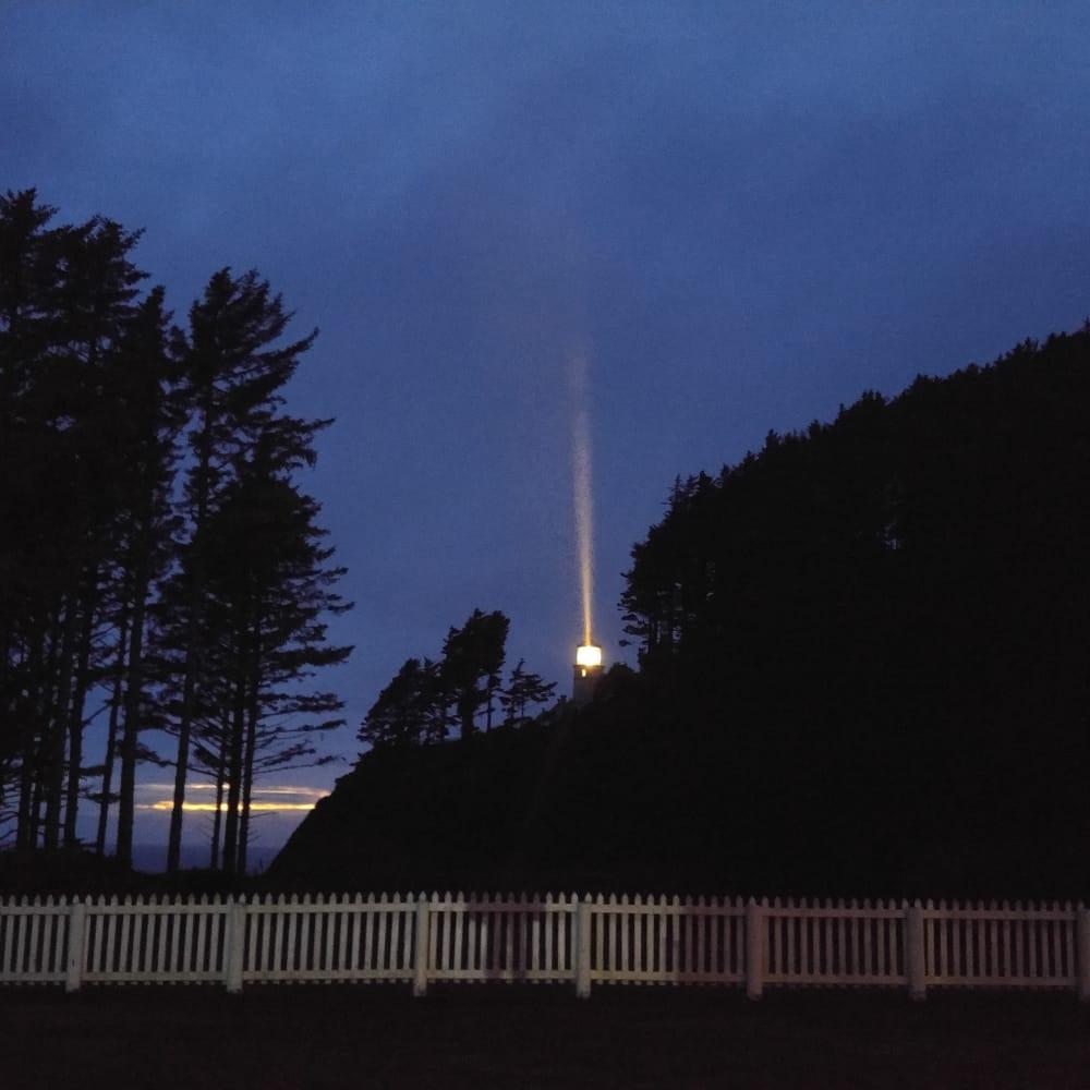 The Heceta Light Returns!