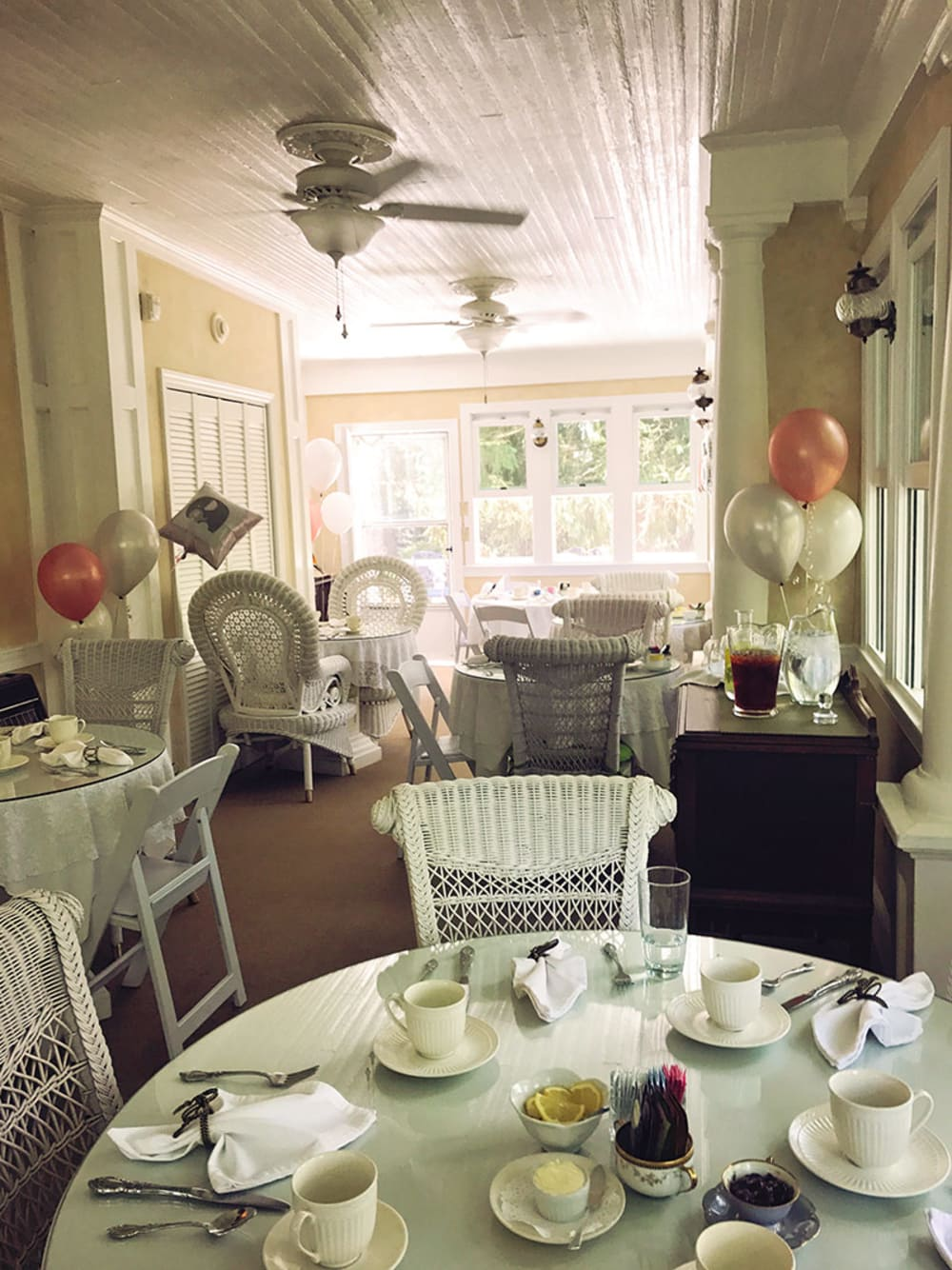 Private Afternoon Tea Events