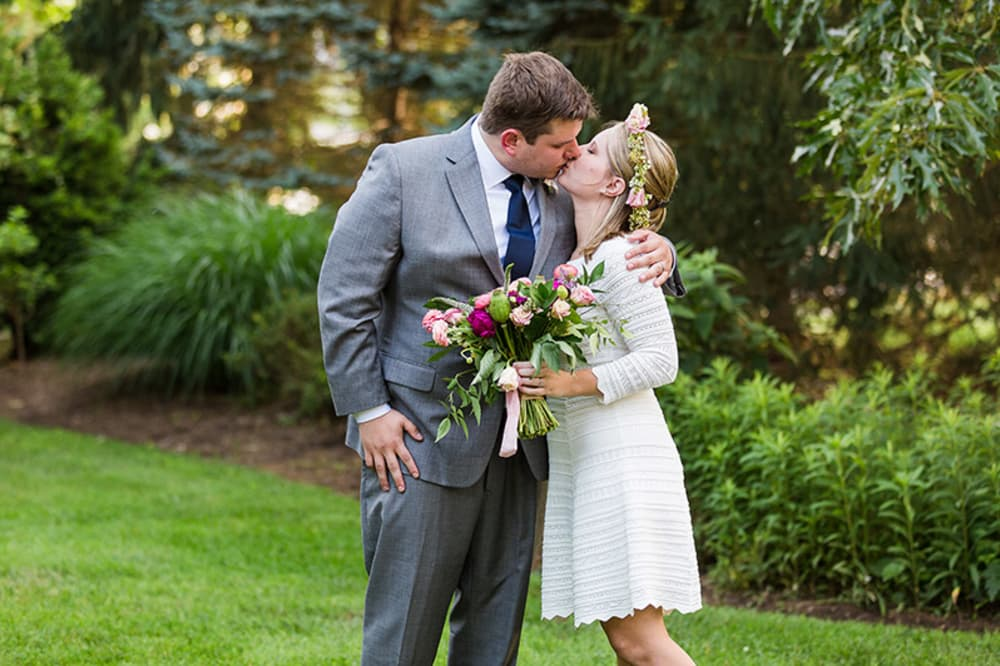 Albemarle Inn Wedding: Courtney & Nate