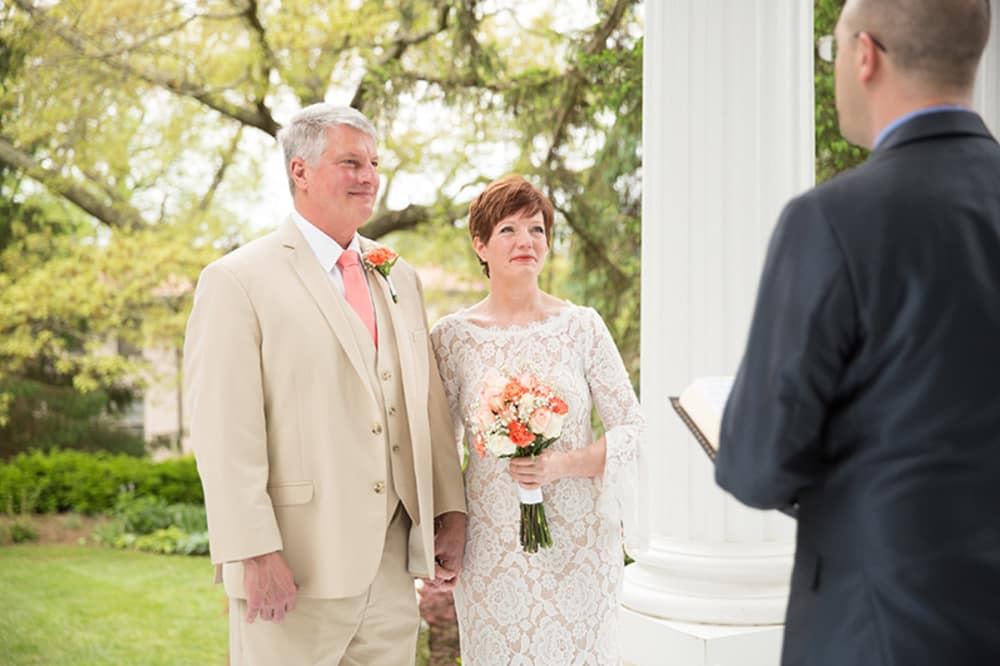 Angela and Ken's Albemarle Elopement
