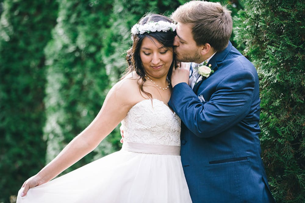 Ally & Kevin's Albemarle Wedding