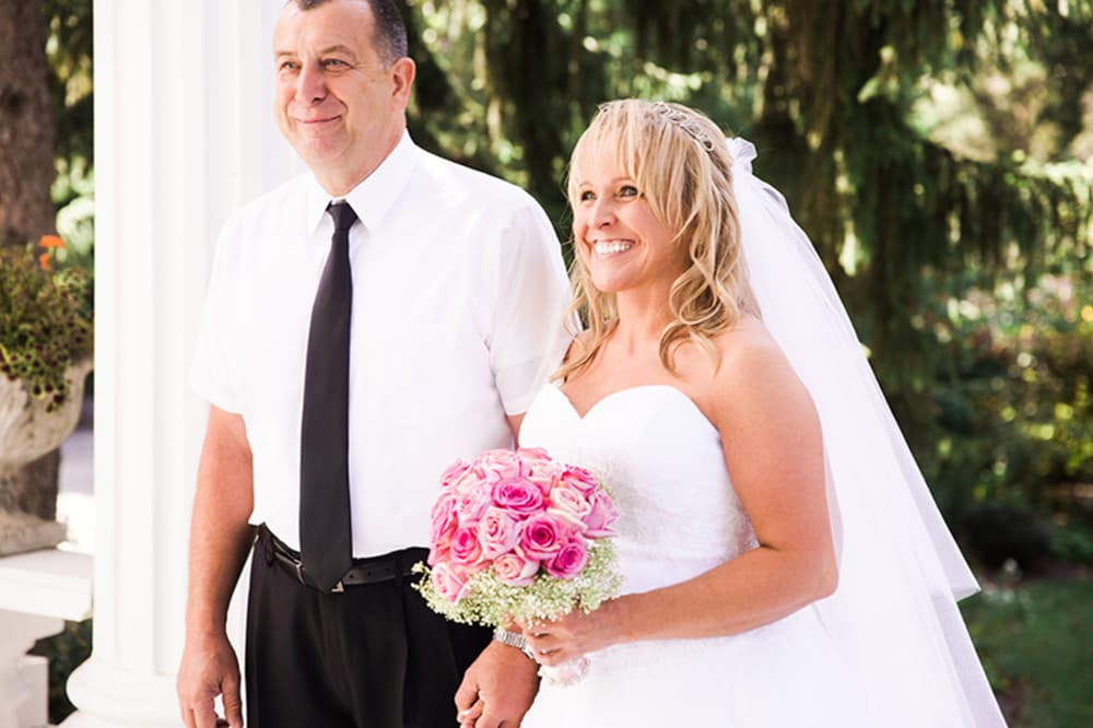 Albemarle Inn Wedding: Katrina & Paul