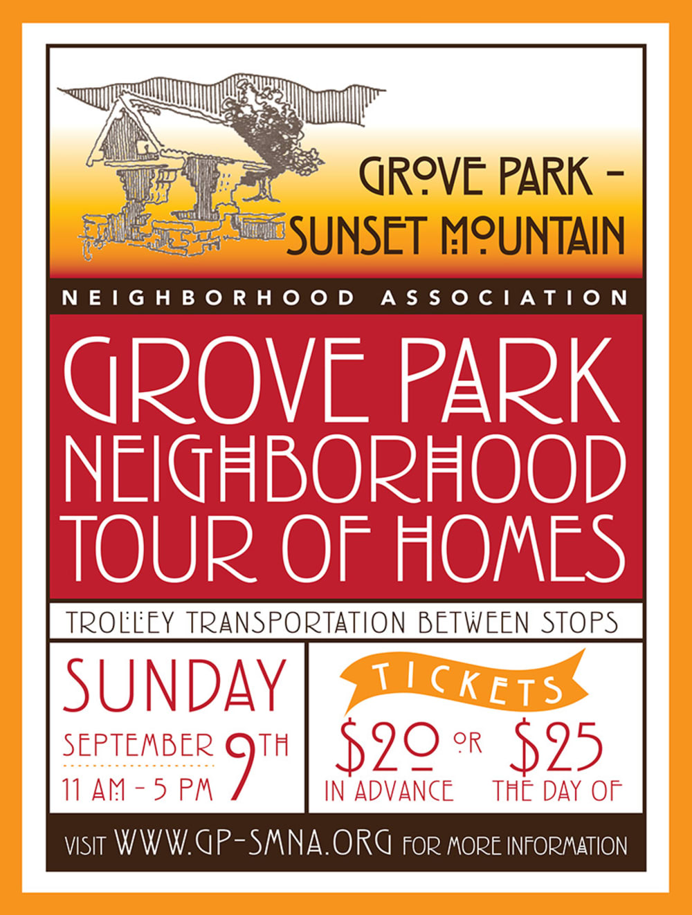 Grove Park Neighborhood Tour of Homes