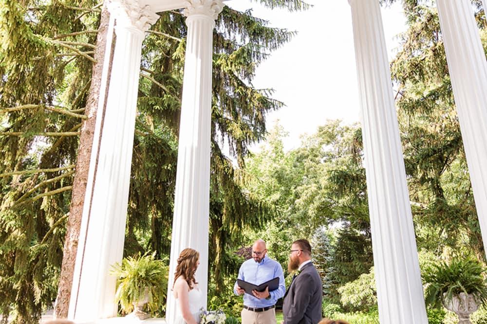 Casey & Nick: An Albemarle Inn Wedding