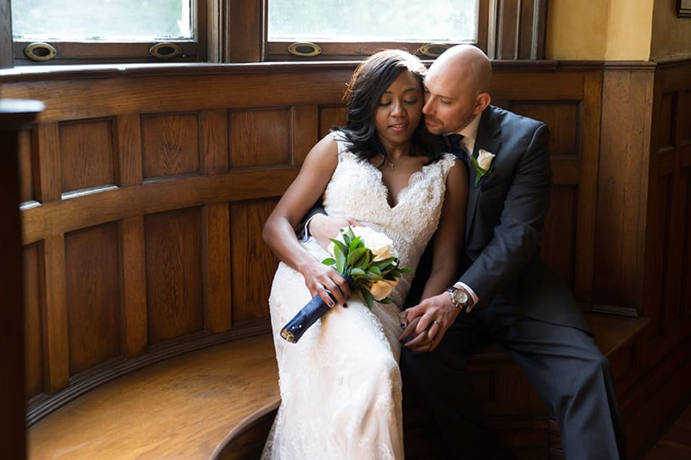 Kathel and Jason's Albemarle Inn Wedding