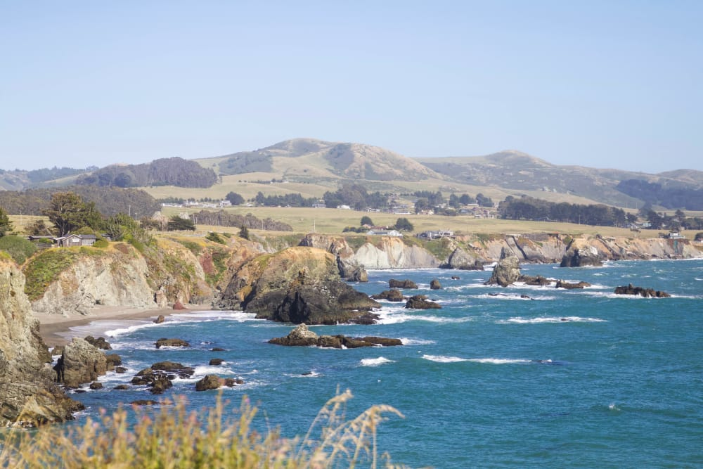 California Road Tripping! Getting to the Albion River Inn via. Highway 1