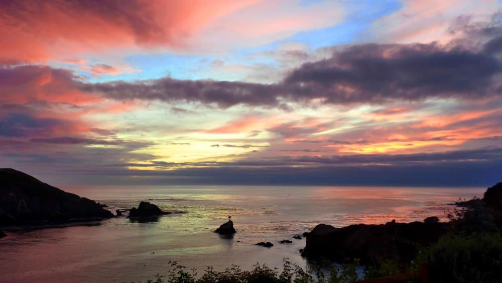 10 Breathtaking Albion River Inn Sunset Photos