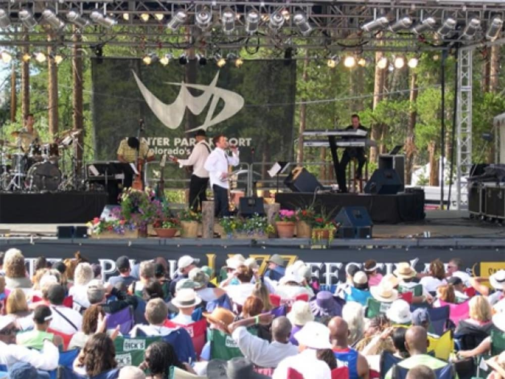 Winter Park Jazz Festival