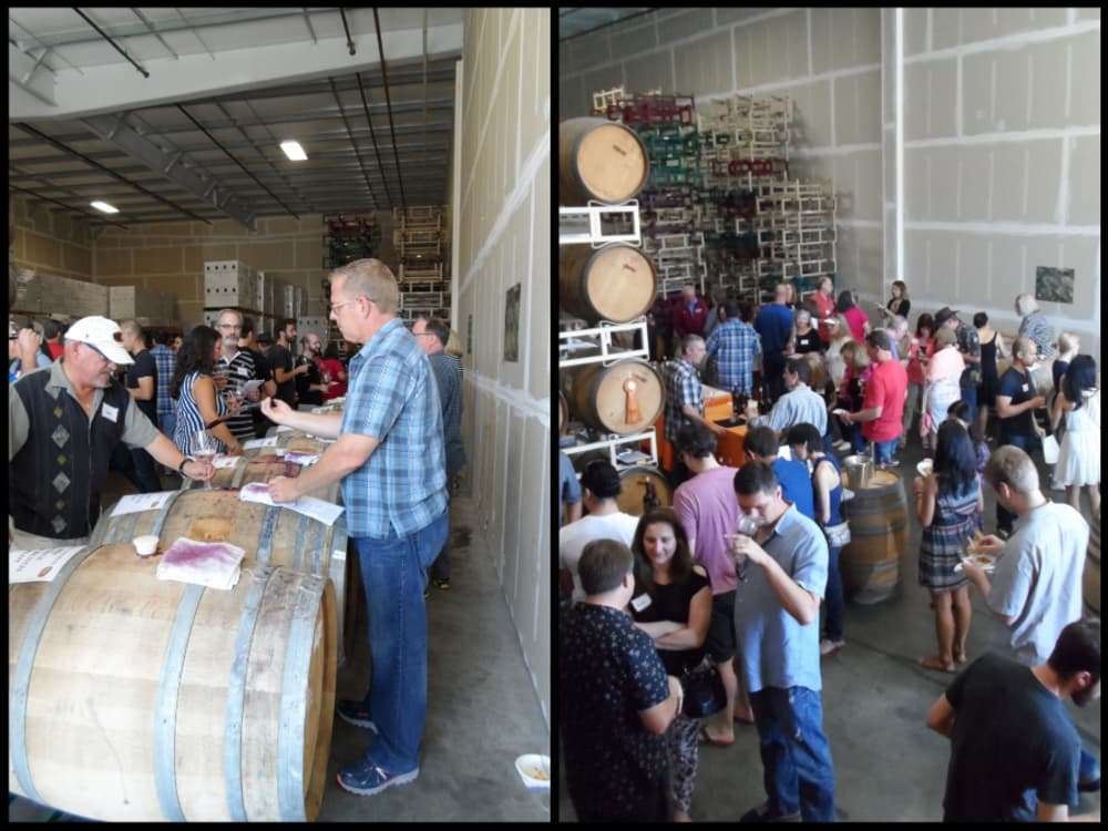 Barrel Tasting Is Here!