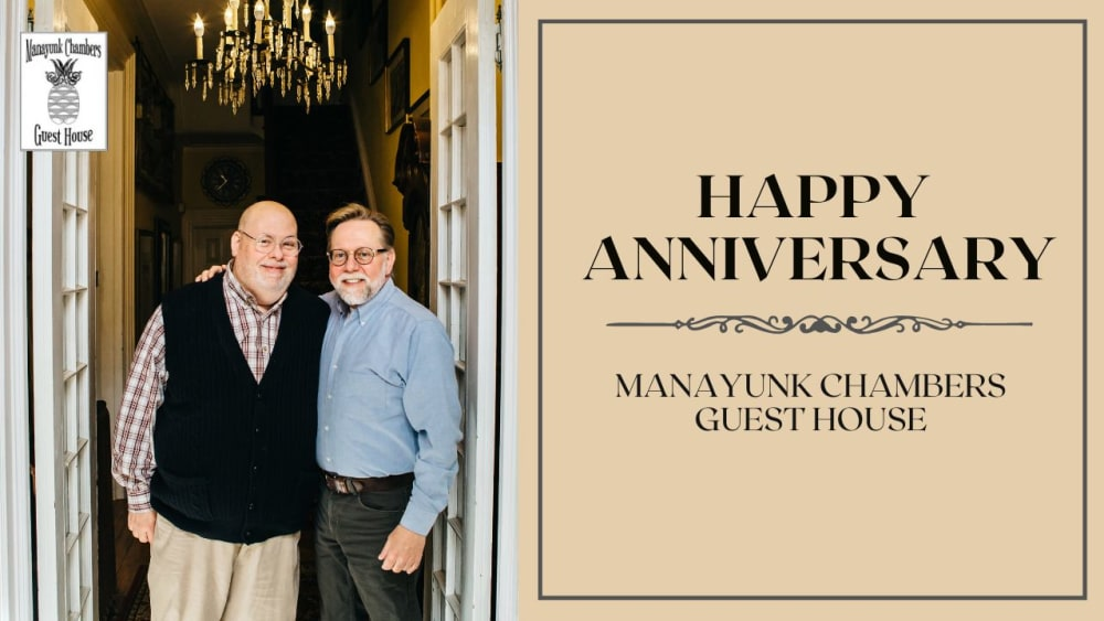 Pride and Gratitude of Manayunk Chambers' 5 Year Anniversary