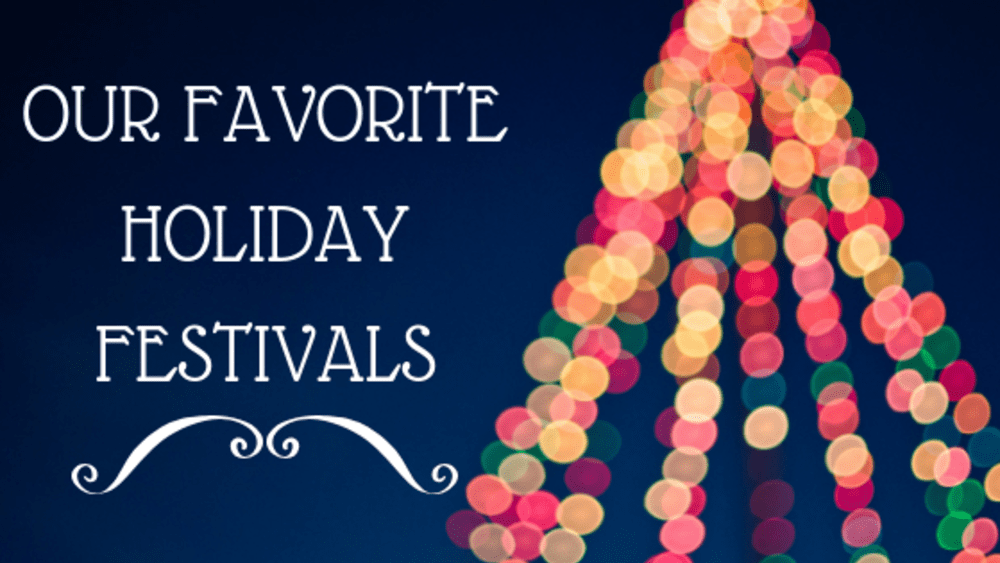 Our Favorite Holiday Festivals in Louisiana