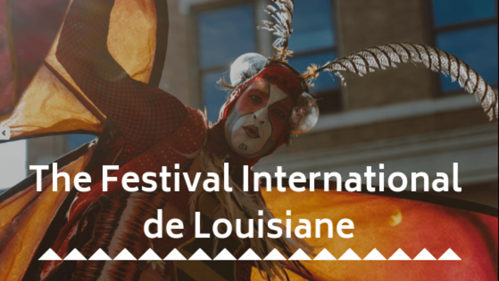 The Festival International de Louisiane