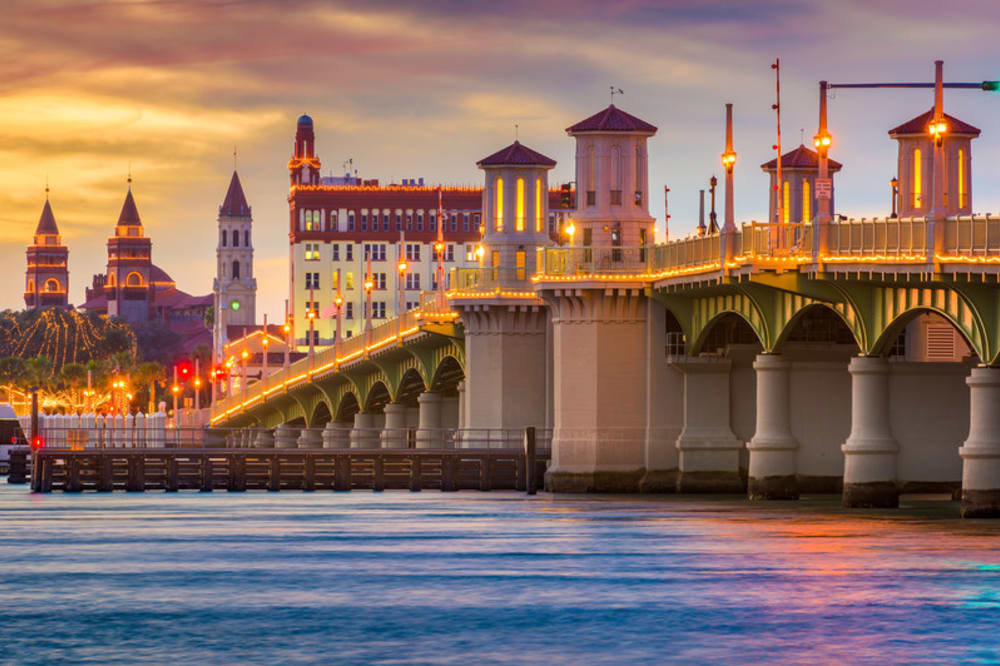 Romantic Things To Do in St Augustine