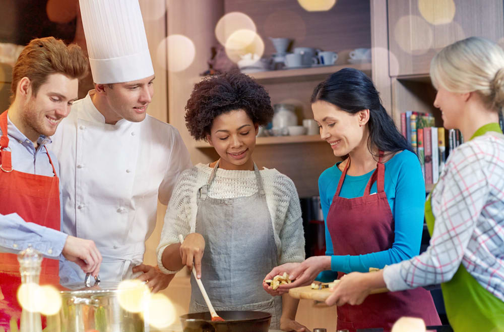St Aug Cooking Classes