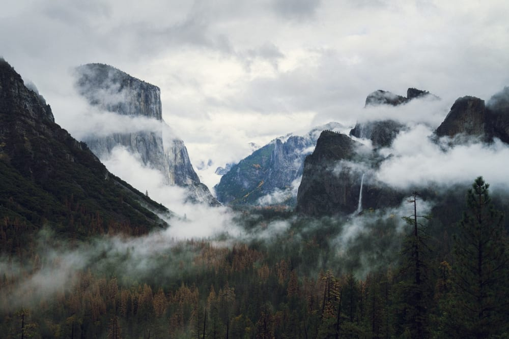 What to do on a Rainy Day in Yosemite National Park