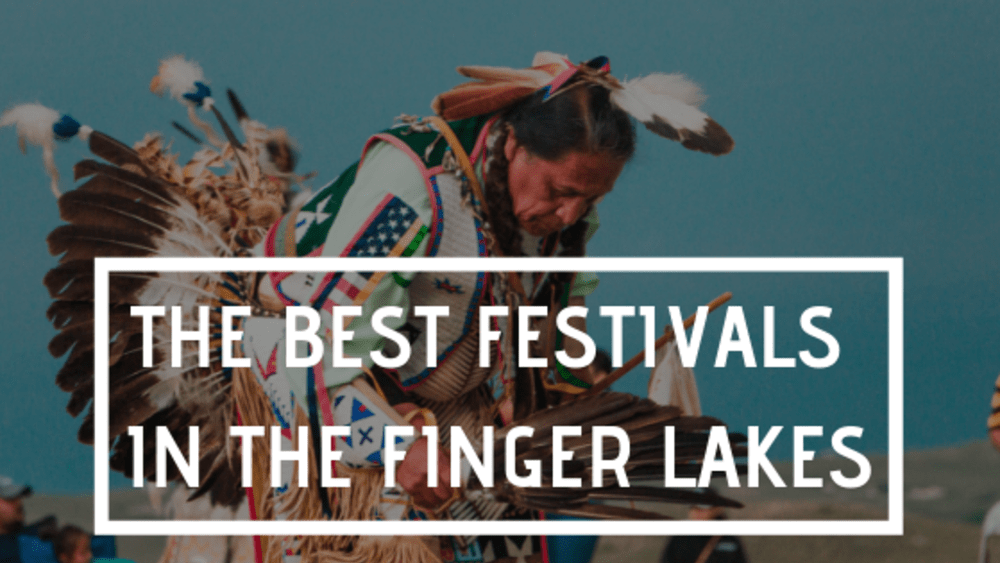 The Best Festivals in the Finger Lakes