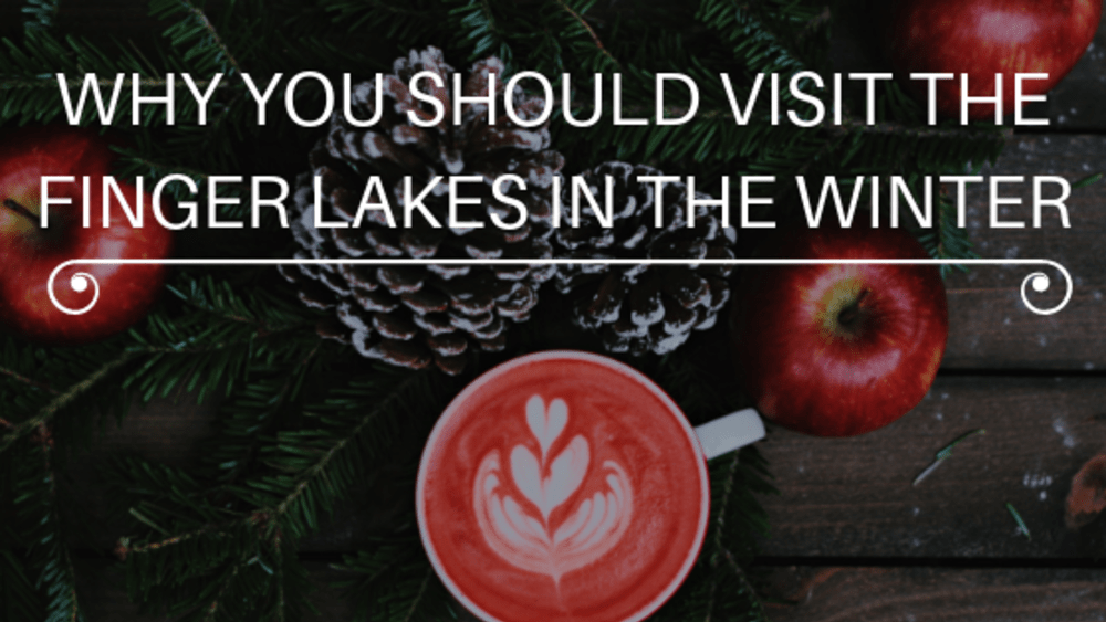 Why You Should Visit the Finger Lakes in the Winter