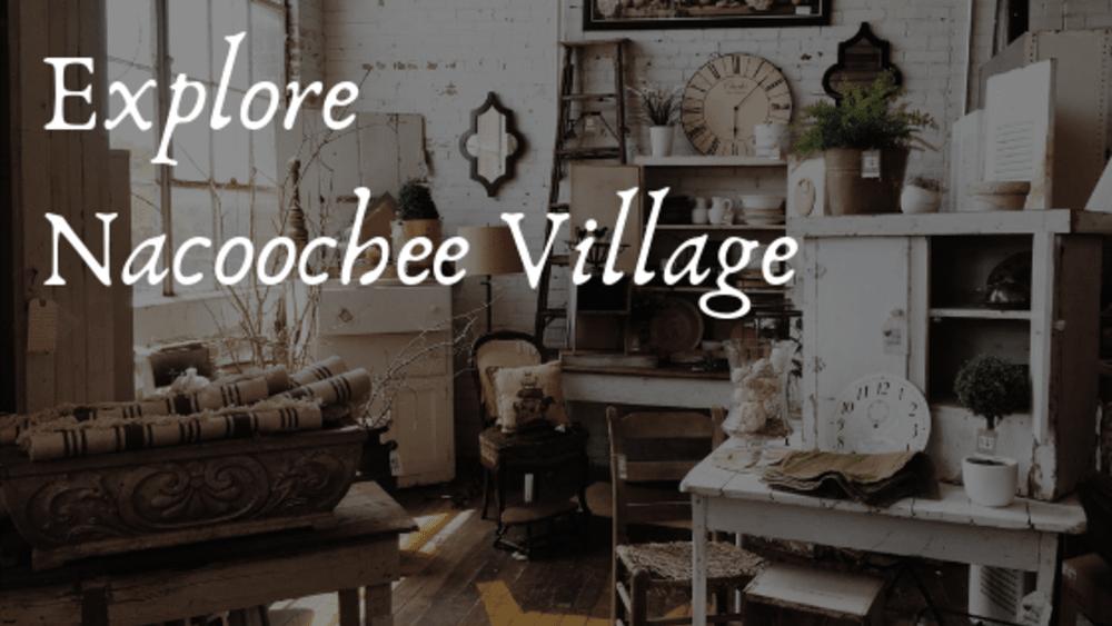 Explore Nacoochee Village
