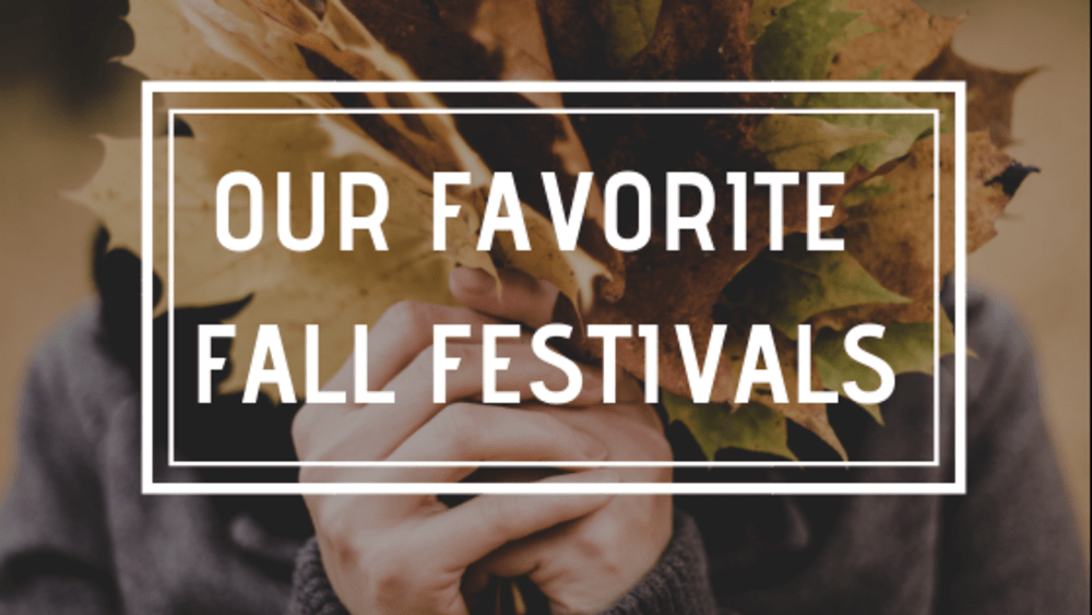 Our Favorite Fall Festivals