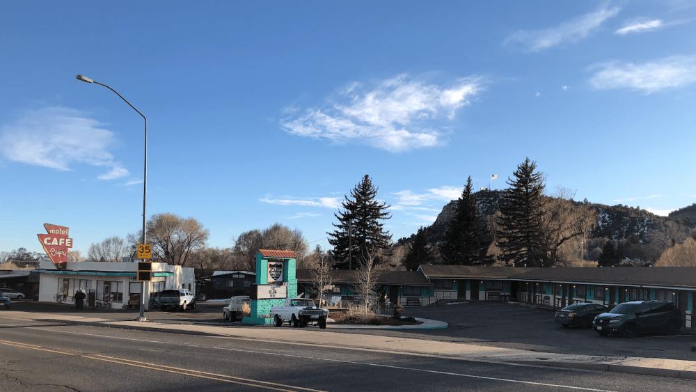 Valentine's Day Weekend Destination: Raton, New Mexico