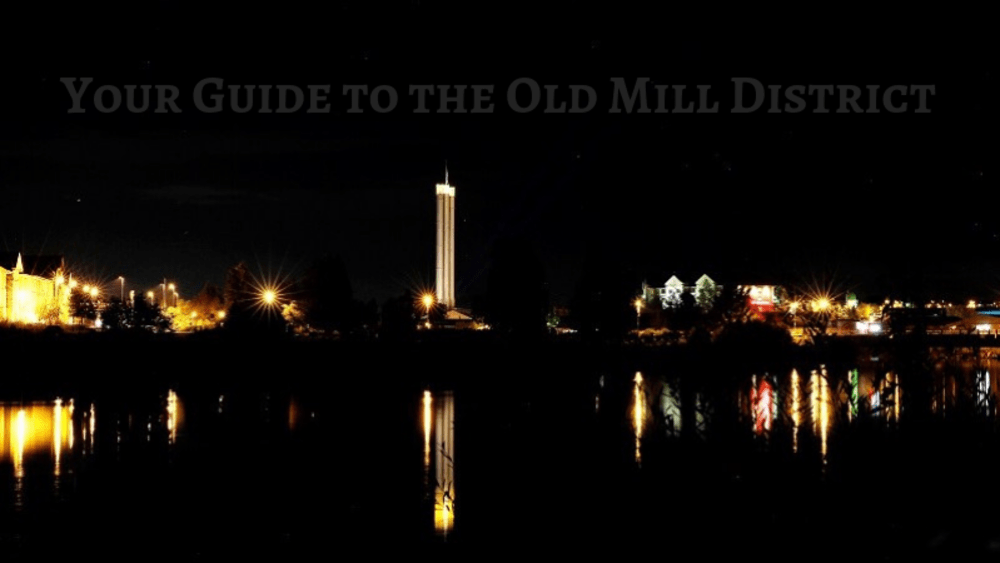 Your Guide to the Old Mill District