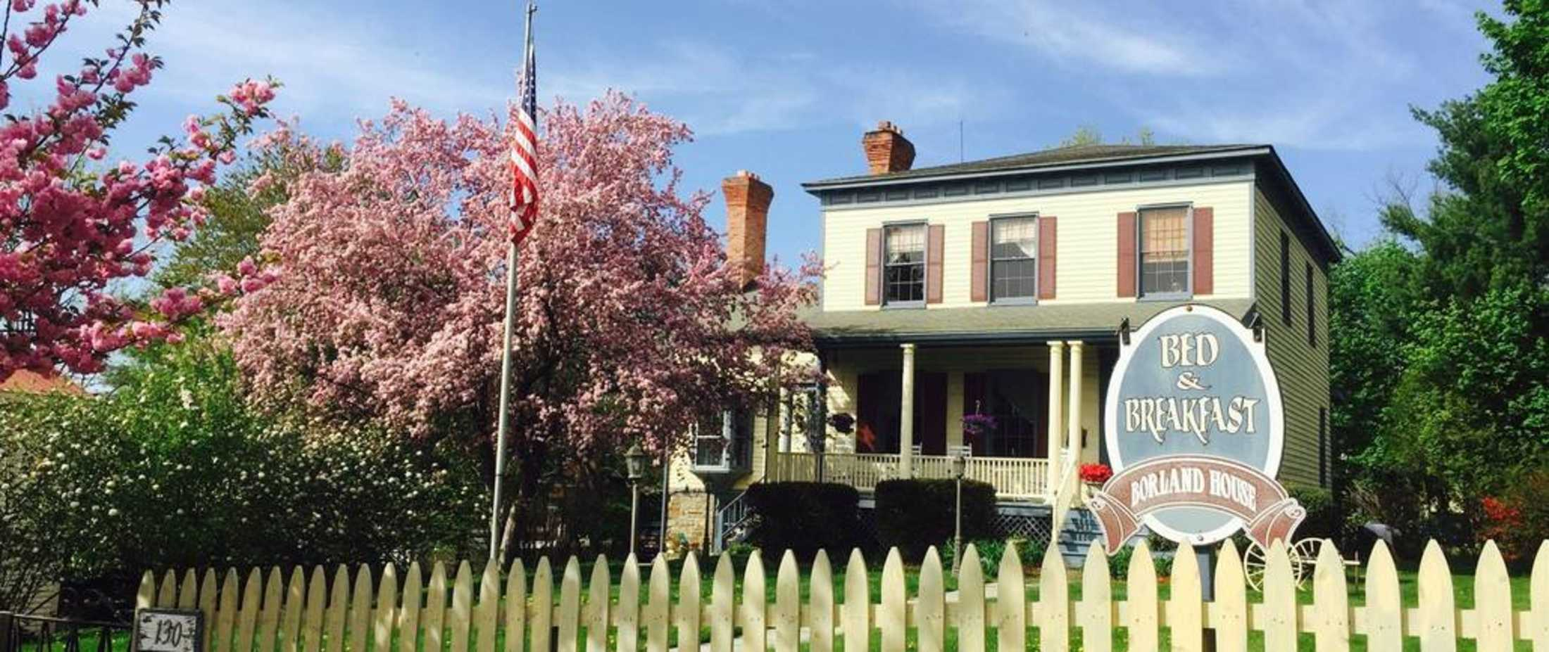 Visiting Montgomery NY? Here's Things to Do! | Borland House