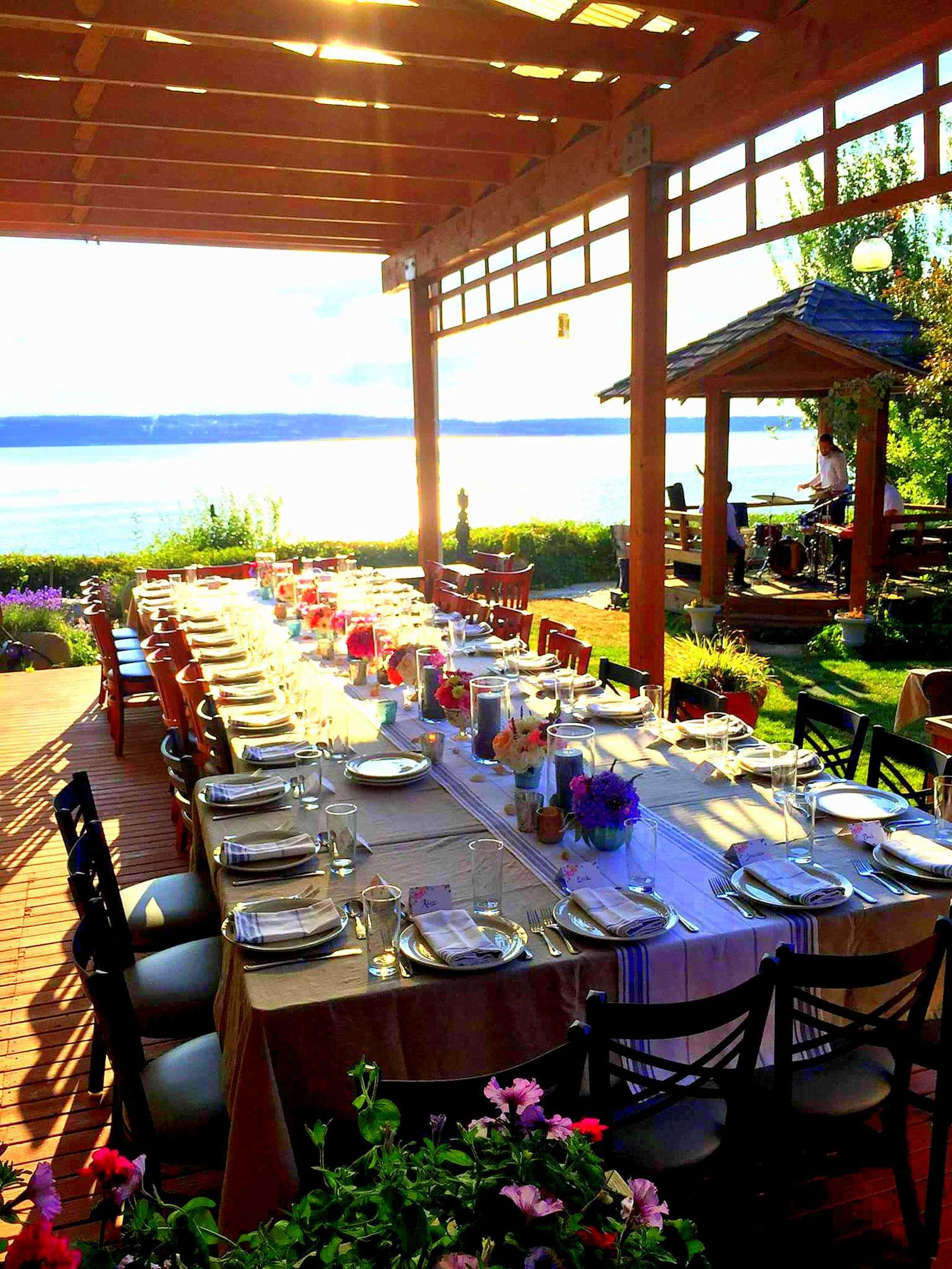 Camano Island Inn Wa Restaurant Spa Amp Wedding Venue