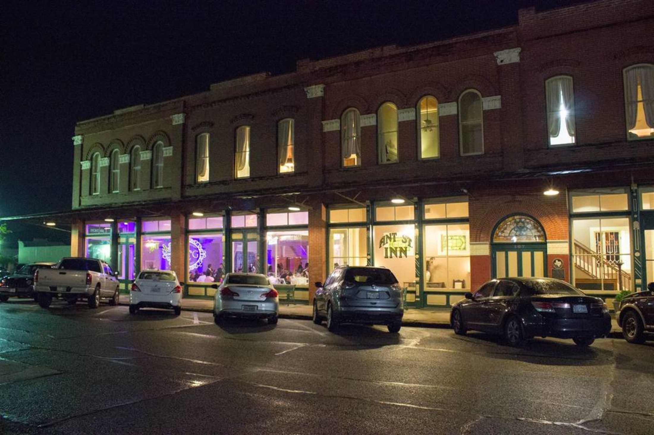 Brenham Tx Weddings And Receptions Venue Ant Street Inn