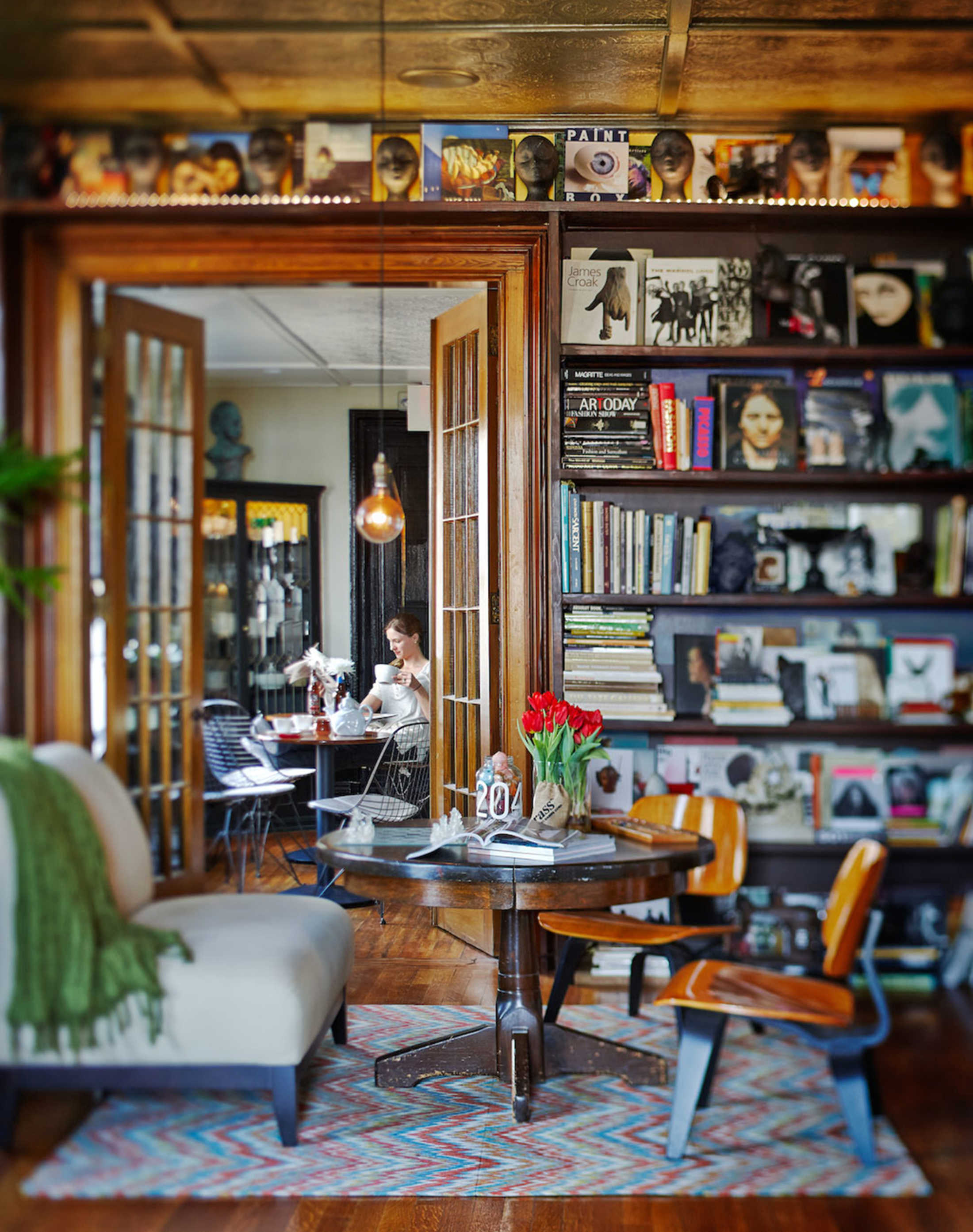 Urban chic award winning inn hotel made inn vermont bb