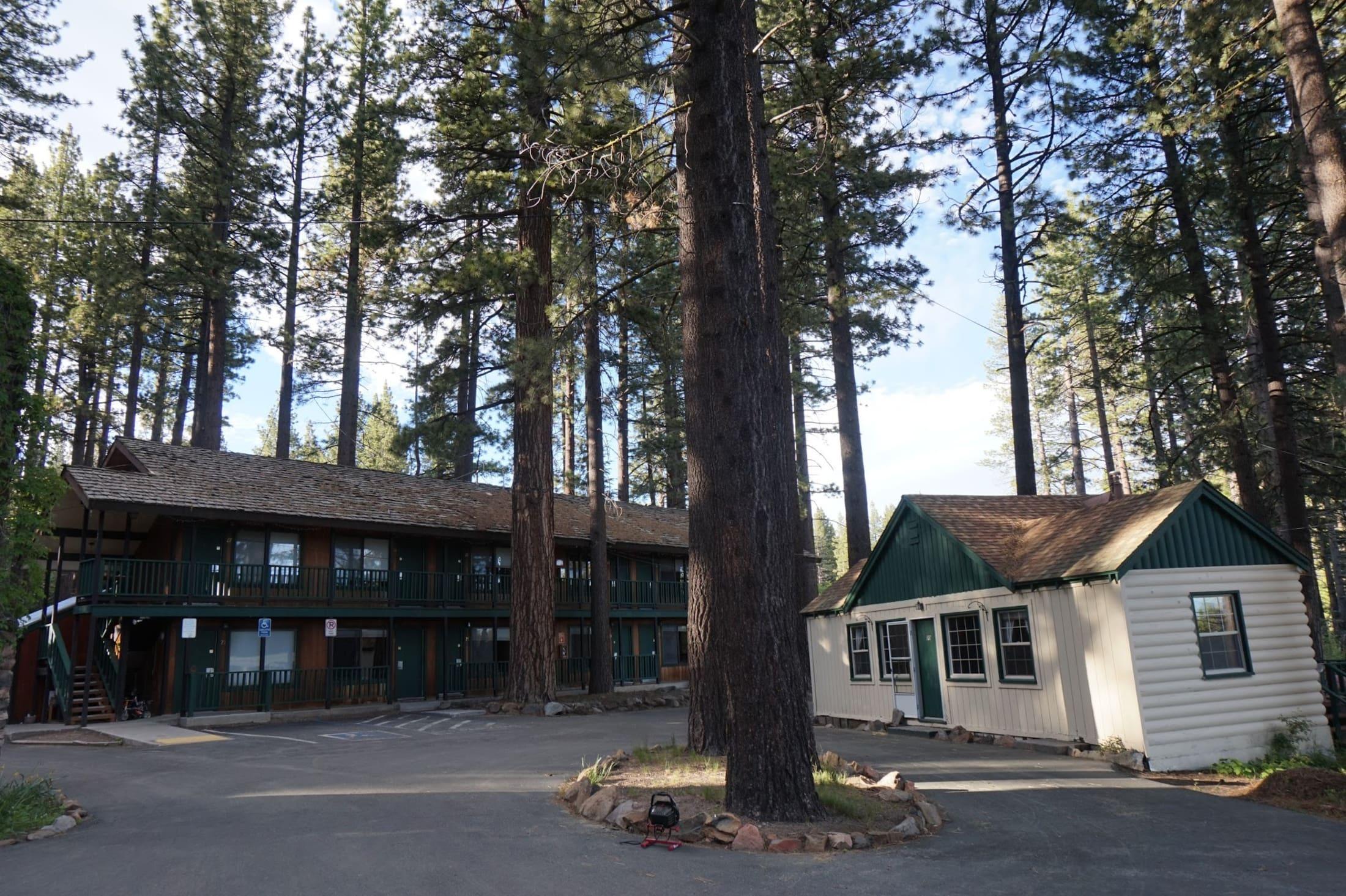 North Lake Tahoe Hotel | Tamarack Lodge Motel, Tahoe City