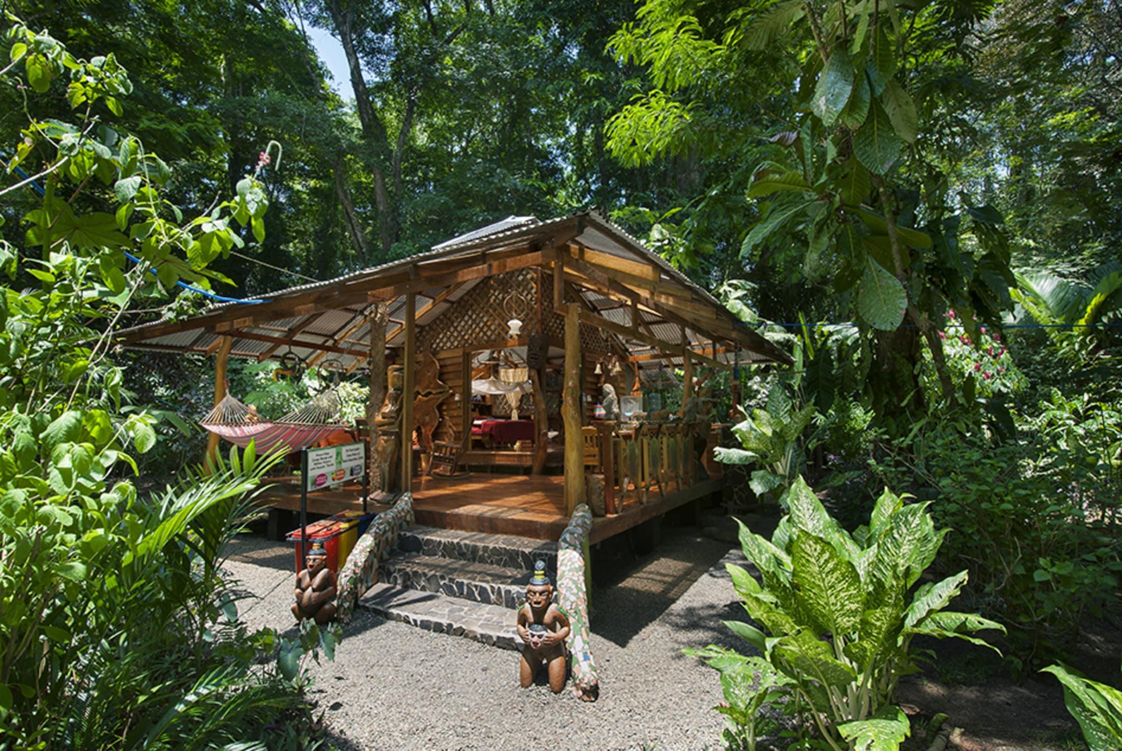 River Dream House | Manzanillo | Congo Bongo Ecolodges