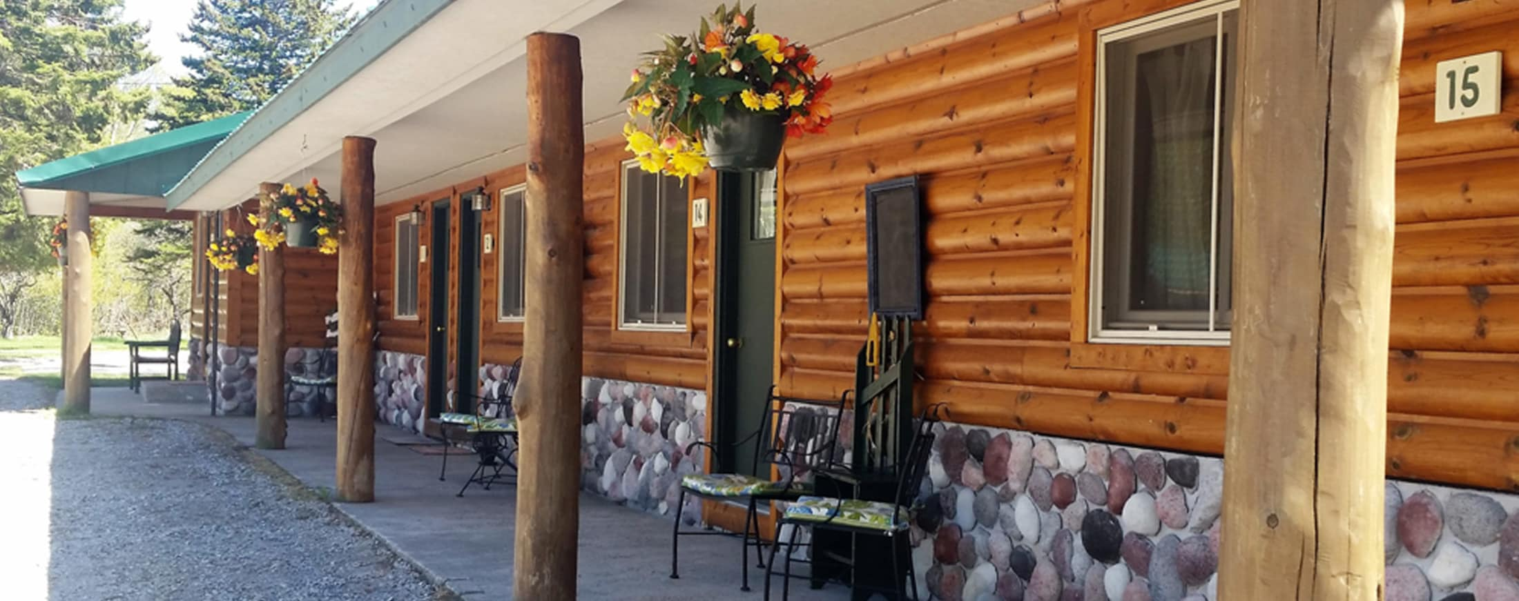 Hilltop Cabins | Lakeside Cabin Rentals & Motel in Grand