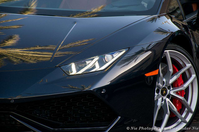 See Beautiful Exotic Cars at the Desert Concorso