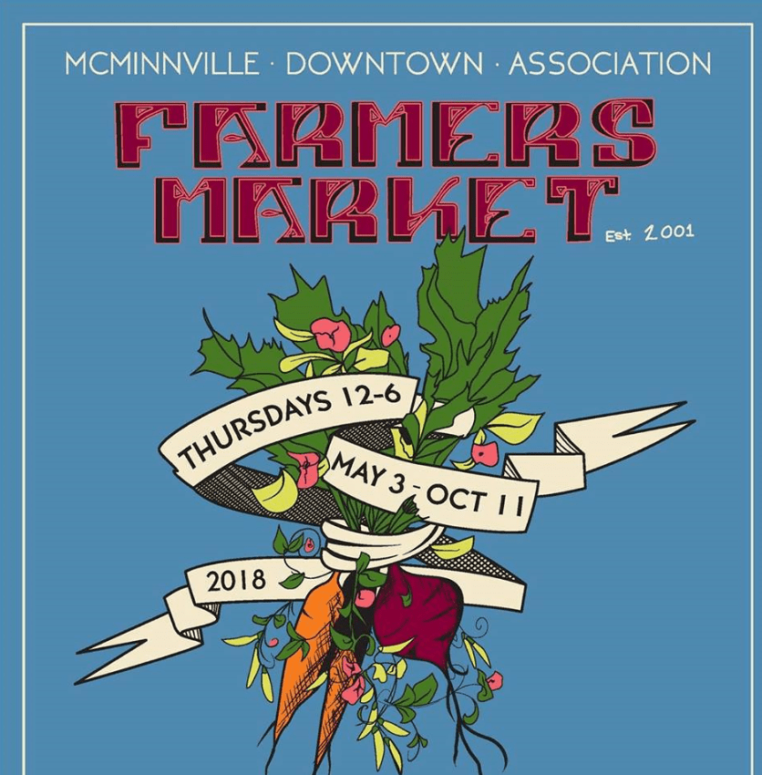 McMinnville Farmers Market
