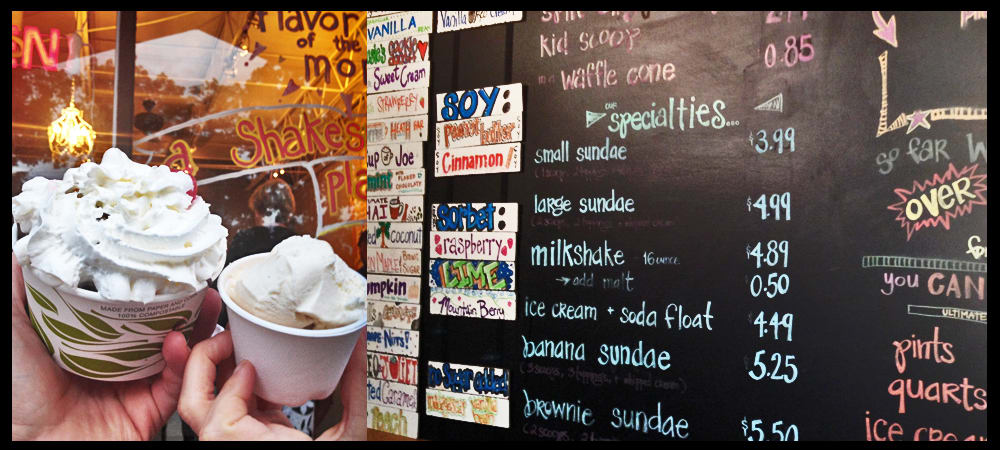 Guilty Pleasure-Asheville's Ultimate Ice Cream