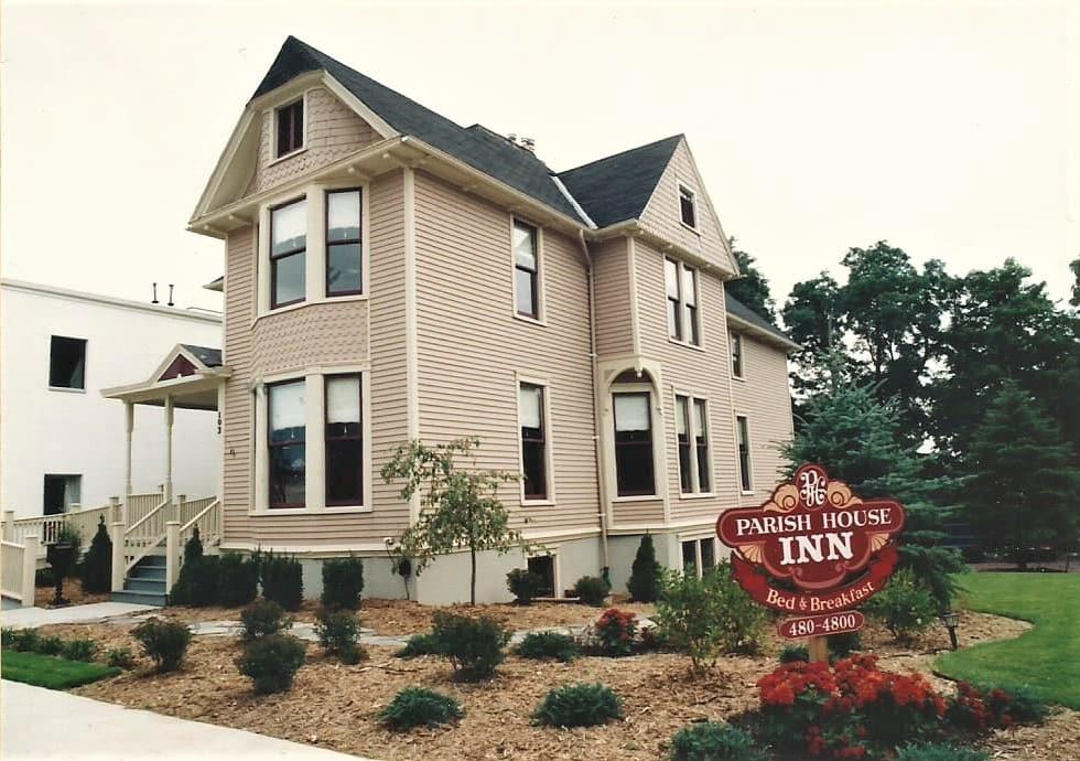 Parish House Inn Celebrating 25 years in Ypsilanti, MI
