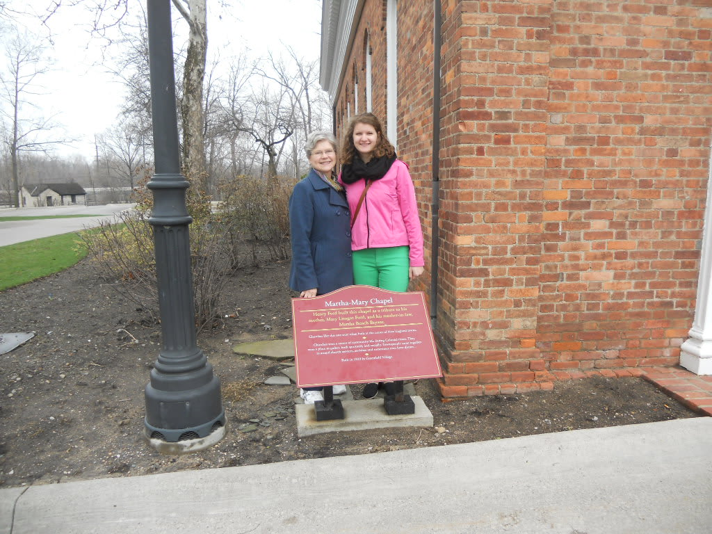 Innkeeper Visit to Greenfield Village at The Henry Ford