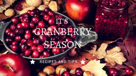 Cranberry Recipes from the Ann Arbor - Ypsilanti area's Parish House Inn