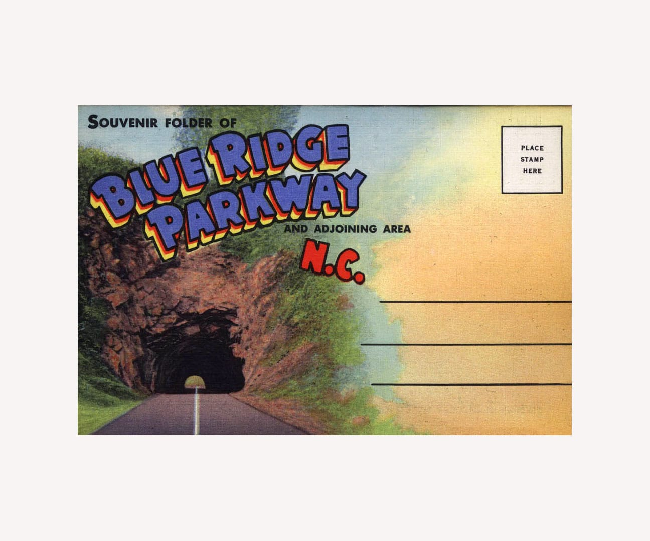 Experience The Blue Ridge Parkway
