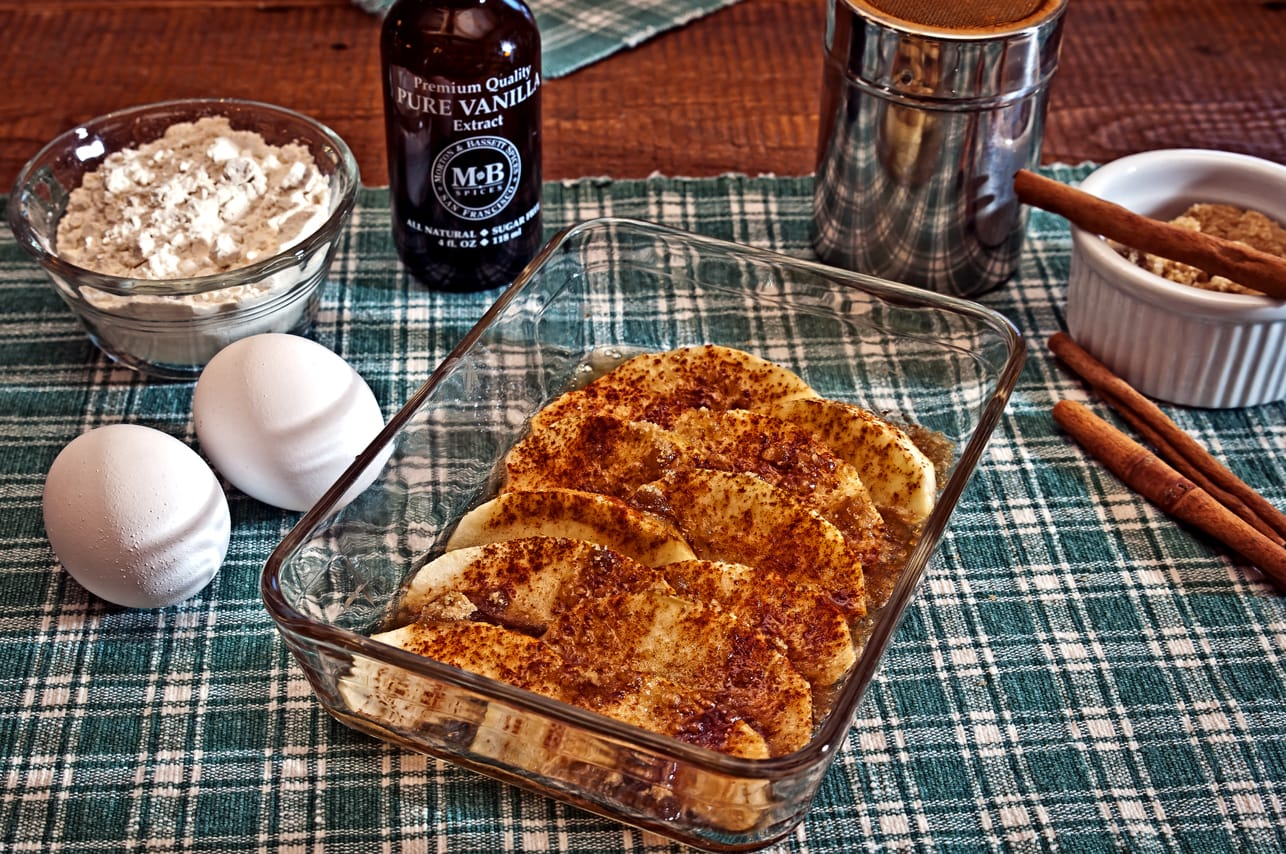 Apple Season is Here - Enjoy One of Our Favorite Recipes!