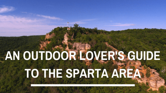 An Outdoor Lover's Guide to the Sparta Area