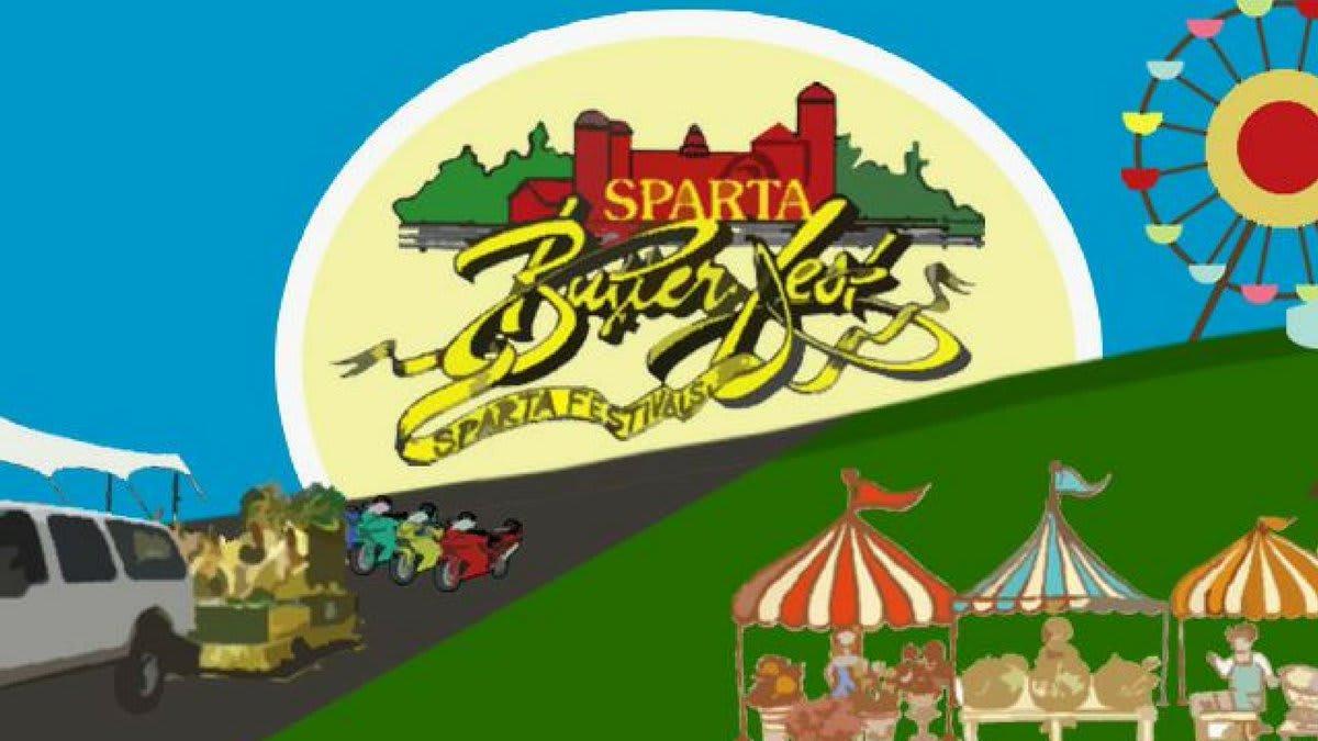 Inside Sparta Butterfest