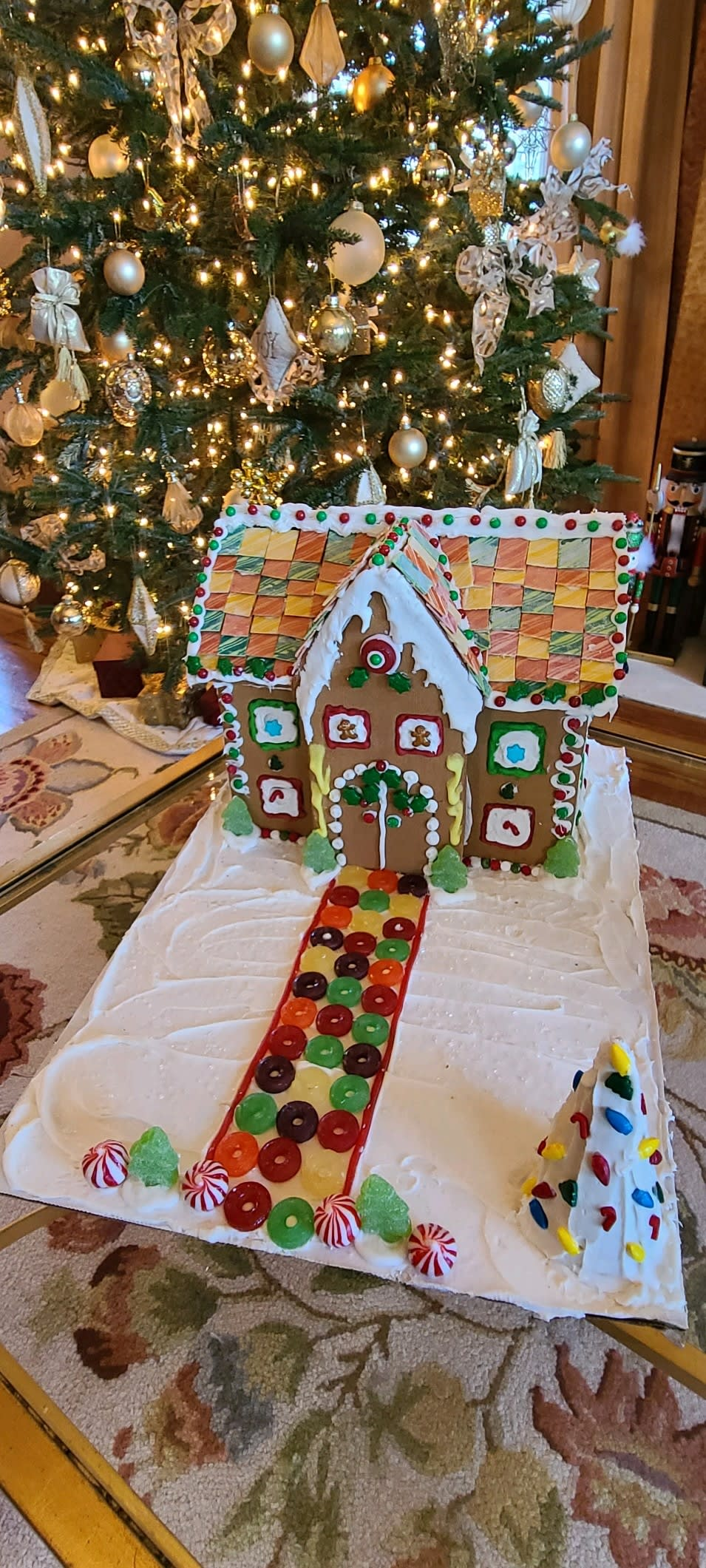 When Gingerbread Houses Go Virtual