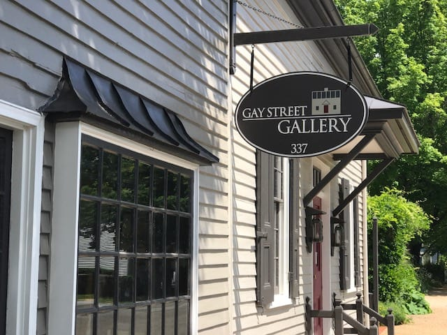 Visit Gay Street Gallery on Your Next Trip to Little Washington