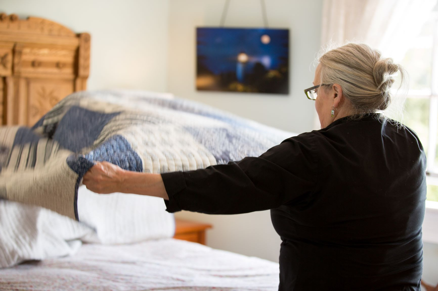 Experienced Housekeeper Wanted