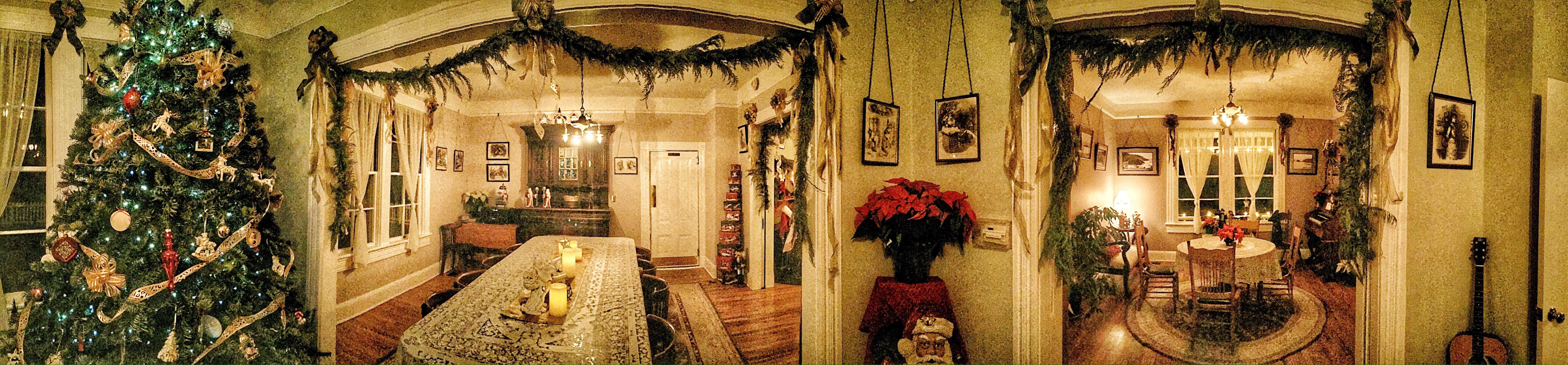 Christmas Overnight special