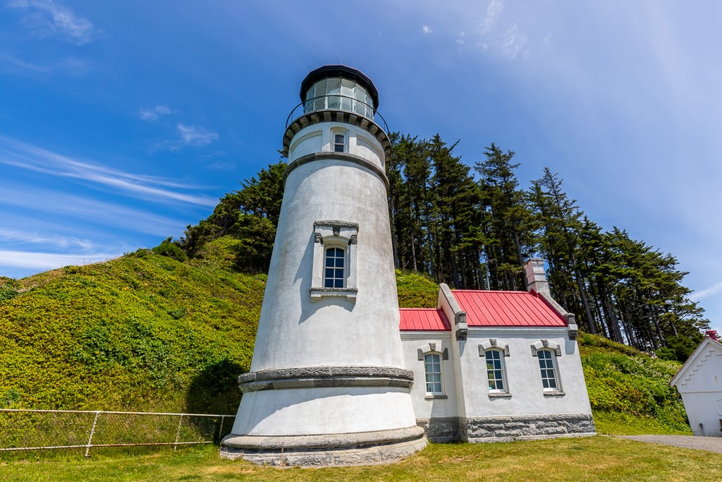 Temporary Closure Extended for Heceta Head Lighthouse Repairs