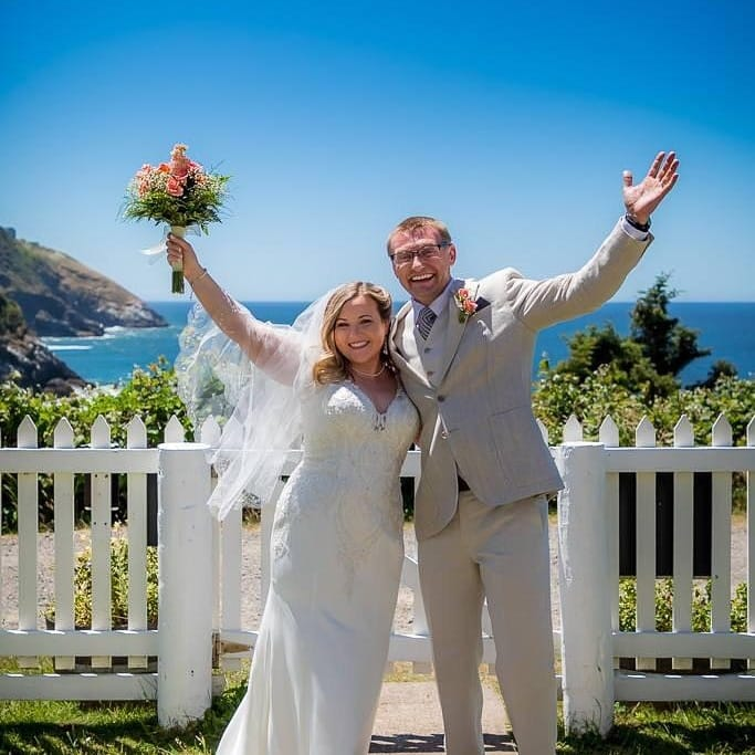 Get Married at Heceta Lighthouse B&B and Receive 10% off Lodging!