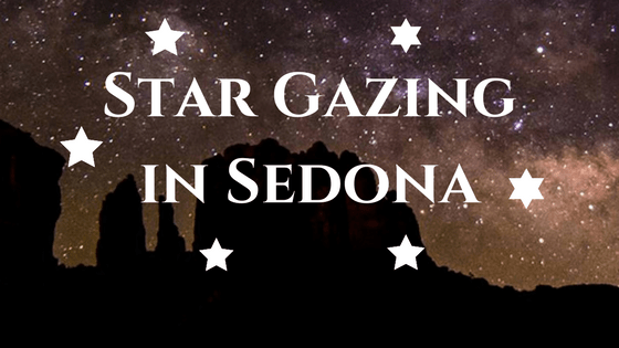 Stargazing in Sedona